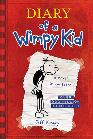 Vignette du livre Diary of a Wimpy Kid (Diary of a Wimpy Kid #1)