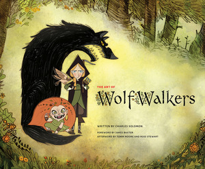 Vignette du livre The Art of WolfWalkers