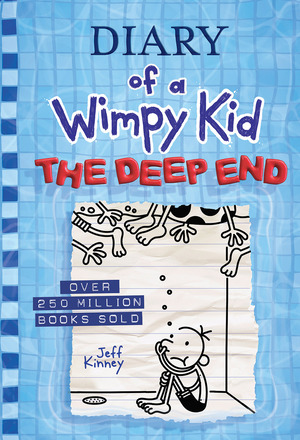 Vignette du livre The Deep End (Diary of a Wimpy Kid Book 15)