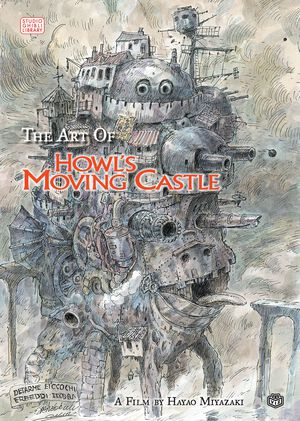 Vignette du livre The Art of Howl's Moving Castle