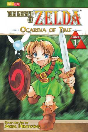 Vignette du livre The Legend of Zelda, Vol. 1