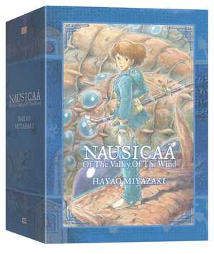 Vignette du livre Nausicaä of the Valley of the Wind Box Set