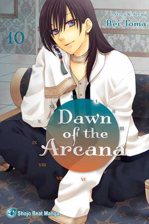 Vignette du livre Dawn of the Arcana, Vol. 10