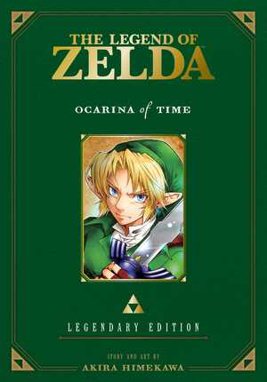 Vignette du livre The Legend of Zelda: Ocarina of Time -Legendary Edition-