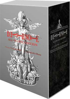 Vignette du livre Death Note (All-in-One Edition)