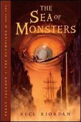 Vignette du livre Sea Of Monsters (the) - Rick Riordan