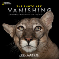 Vignette du livre National Geographic The Photo Ark Vanishing