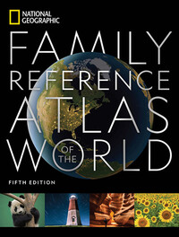 Vignette du livre National Geographic Family Reference Atlas