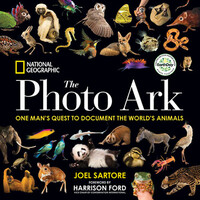 Vignette du livre National Geographic The Photo Ark Limited Earth Day Edition