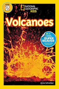 Vignette du livre National Geographic Readers: Volcanoes!