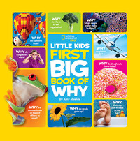 Vignette du livre National Geographic Little Kids First Big Book of Why