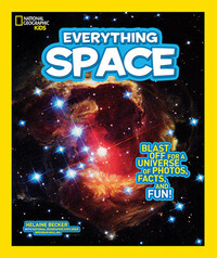 Vignette du livre National Geographic Kids Everything Space