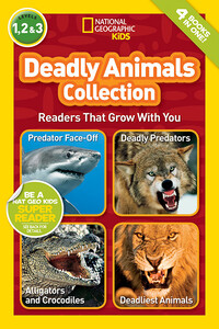 Vignette du livre National Geographic Readers: Deadly Animals Collection