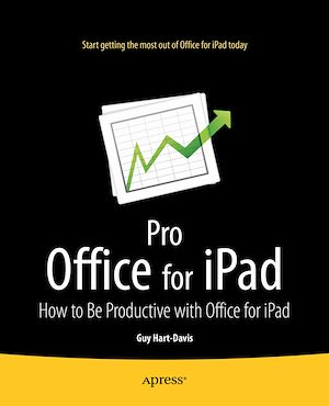 Vignette du livre Pro Office for iPad