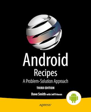 Vignette du livre Android Recipes