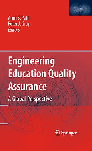 Vignette du livre Engineering Education Quality Assurance
