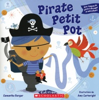 Vignette du livre Pirate Petit Pot (Avec auto-collants)