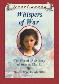 Vignette du livre Dear Canada: Whispers of War