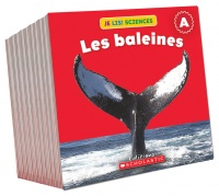 Je lis! Science:Les baleines