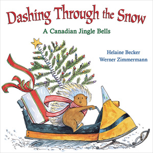 Vignette du livre Dashing Through the Snow