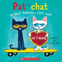 Pat le chat : la Saint-Valentin, c'est cool!, James Dean