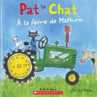 Pat le chat. À la ferme de Mathurin, James Dean
