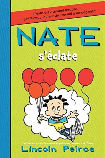 Nate T7  Nate Sclate Par Lincoln Peirce  Jeunesse -3652