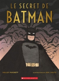 Vignette du livre Le secret de Batman