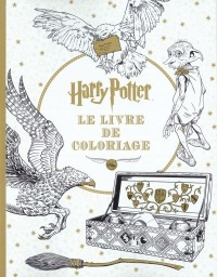Harry Potter.Le livre de coloriage T.1