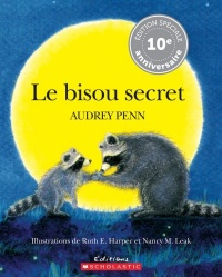 Vignette du livre Le bisou secret