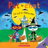 Pat le chat. La nuit de l'Halloween - James Dean
