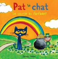 Vignette du livre Pat le chat - James Dean