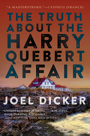 Vignette du livre The Truth About The Harry Quebert Affair