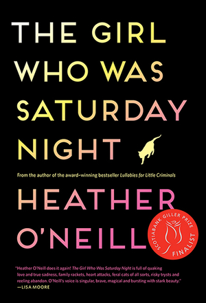Vignette du livre The Girl Who Was Saturday Night
