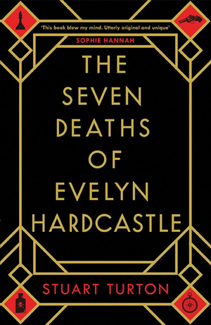 Vignette du livre The Seven Deaths of Evelyn Hardcastle