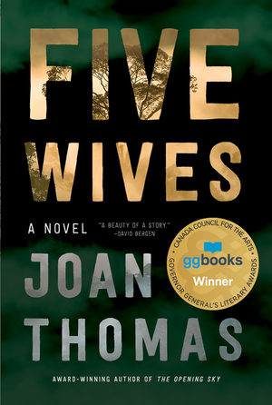 Vignette du livre Five Wives - Joan Thomas