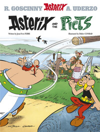Vignette du livre Asterix and the Picts