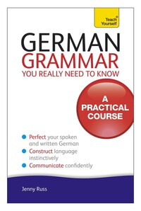 Vignette du livre German Grammar You Really Need To Know