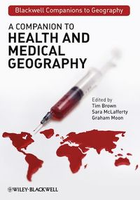 Vignette du livre A Companion to Health and Medical Geography