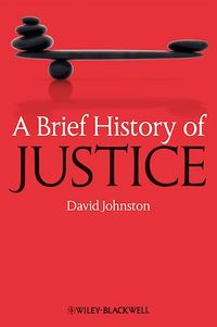 Vignette du livre A Brief History of Justice