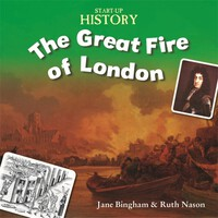 Vignette du livre Start-Up History: The Great Fire of London