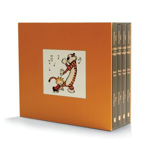 Vignette du livre The Complete Calvin and Hobbes