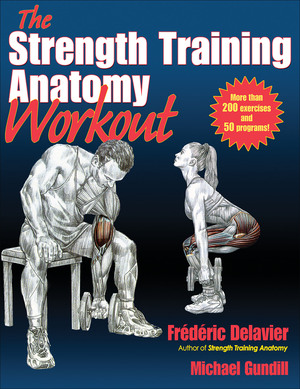 Vignette du livre The Strength Training Anatomy Workout