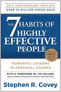 Vignette du livre The 7 Habits of Highly Effective People
