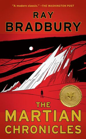 Vignette du livre The Martian Chronicles