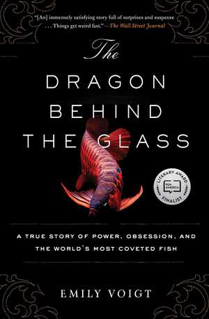 Vignette du livre The Dragon Behind the Glass