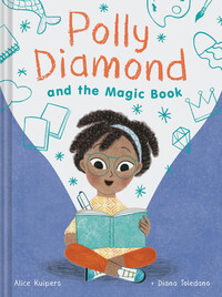 Vignette du livre Polly Diamond and the Magic Book