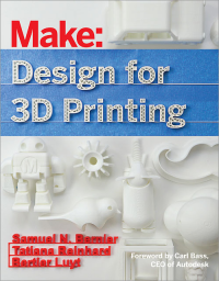 Vignette du livre Design for 3D Printing