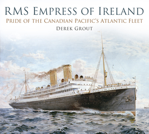 Vignette du livre RMS Empress of Ireland