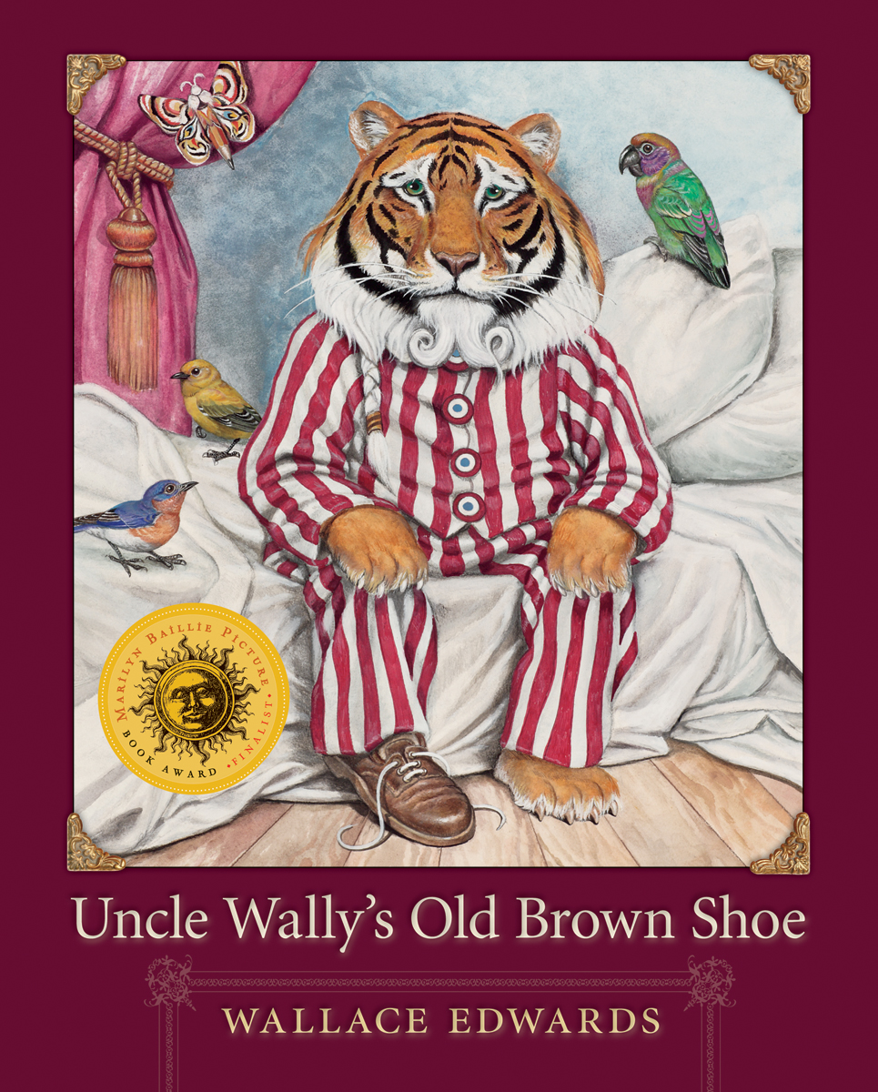 Vignette du livre Uncle Wally's Old Brown Shoe